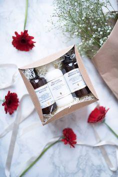 A Valentines Day Gift Idea Flatlay Love It Box Amphora Aromatics Luxury Valentines Gifts