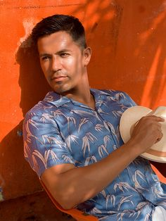 "flawlessgentlemen: """"Jay Hernandez photographed by Derek Blanks for CBS Watch Magazine "" "" Jay Hernandez, Tom Selleck, Kirsten Dunst, Toy Story, Mexican Men, Magnum Pi, Mel Gibson, Hollywood, Alex O'loughlin"