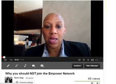 Who should NOT join Empower Network