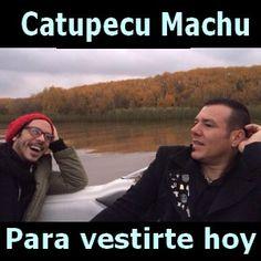 Acordes D Canciones: Catupecu Machu - Para vestirte hoy
