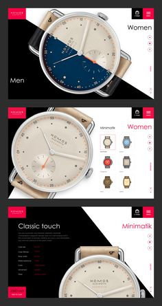 Minimal watch store | #ui #ux #userexperience #web… Webdesign Inspiration for simple and minimal, minimalistic Websites. Clean Layout and User Interface Designs, Portfolios, Fashion, Landing Pages and Modern Templates #webdesign #minimal #minimalistic #ui #ux #simple #clean #design Email Layout, Camera Store, Minimalism Art, Camera Shy, Landing Page Design, User Interface Design, User Experience, Clean Design, Web Design Inspiration
