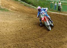 Greg Albertin 250cc G.P. Cserenfa 1993