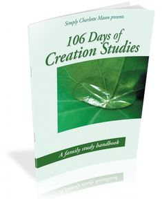 106 Days of Creation Studies