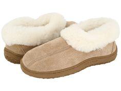 cb3de7f775f Old Friend Juliet (Chestnut W Natural Fleece) Slippers