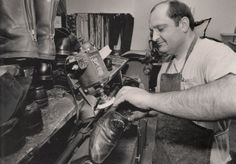 George Vlagos, the founder and design director of Oak Street Bootmakers, learned the craft of shoemaking right from the cradle. As a son of a cobbler he was literally born with the passion for shoes and high quality leatherwork. Today, George seeks to preserve the heritage of fine shoemaking through thoughtfully designed and attentively crafted shoes.