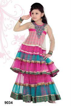 kids fashion collection lehenga