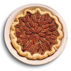 Maple-Bourbon Pecan Pie   MyRecipes.com