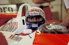 Alain Prost McLaren - Honda 1988