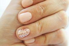 ballet pink + sparkle = fabulous