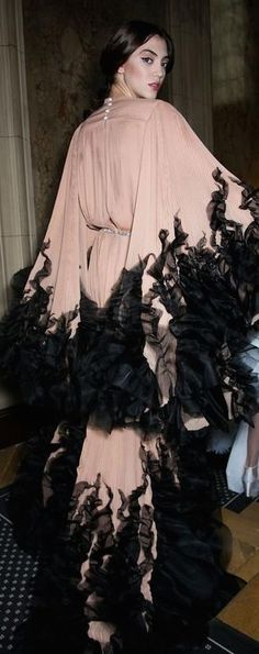 Stephane Rolland Spring 2016 Haute Couture