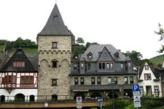 St Goar...........loved the wine!