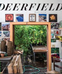 Grand Gold winner, Independent School Magazines: Deerfield Academy