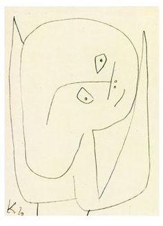 Paul Klee - Engel voller Hoffnung