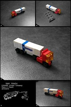 Tiny Truck | The tiniest truck i've ever made. It beats the … | Flickr