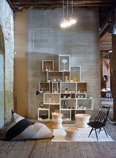 Finnish Design Shop pop-up shop in Helsinki.