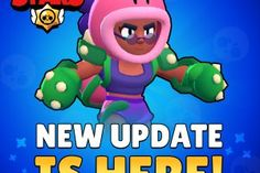 Brawl Stars April Update: New Brawler Rosa, New Skins, Maps and More! Hands Of Stone, Costa, Hiding In The Bushes, Golden Week, Star Character, Starred Up, Good Tutorials, New Skin, Things That Bounce