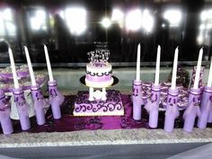 New candle lighting idea bat mitzvah alternative and bats sweet 16 candle ceremony aloadofball Choice Image