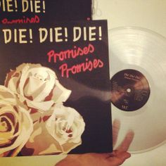 Promises Promises on clear vinyl