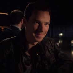 Pin for Later: Benedict Tries Out Several Famous Names but Still Has That Cumberbatch Charm