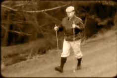 Caminant amb bastons. Finlàndia. www.nordicwalking-girona.blogspot.com Nordic Walking, Origins, Finland, Christmas Time, South Africa, Health Fitness, History, Historia, History Activities