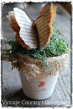 Use a copy of someone's favorite book! Cute idea.