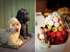 Animal Unique Wedding Cake 2014 pictures