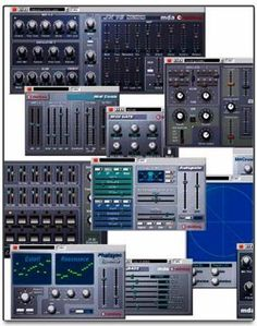 a collection of VSTs