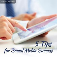 As a Social Media Consultant, Kim S. Hawkins knows how much of a challenge social media can be. That's why she feels that the following five tips are absolutely necessary to success.