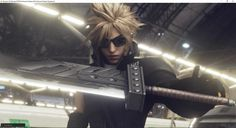 Cloud And Tifa, Cloud Strife, Final Fantasy Vii Remake, Fantasy Series, Change Of Heart, Cloudy Day, Aesthetic Pictures, Most Beautiful Pictures, Anime Guys