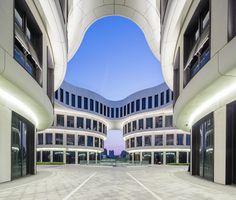 Edifício Flor no Aeroporto de Hongqiao / MVRDV   ArchDaily Brasil