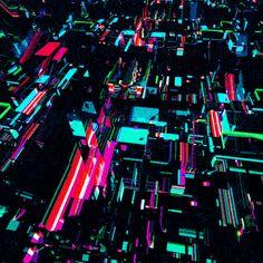 Automata Art Optical, Optical Illusions, Acid Trip Art, Glitch In The Matrix, Gifs, 80s Design, Mood Images, Cyberpunk Art, Illusion Art
