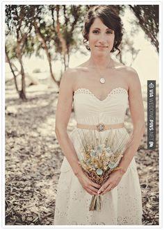 Amazing! - BCBG eyelet wedding dress   CHECK OUT MORE IDEAS AT WEDDINGPINS.NET   #weddings #rustic #rusticwedding #rusticweddings #weddingplanning #coolideas #events #forweddings #vintage #romance #beauty #planners #weddingdecor #vintagewedding #eventplanners #weddingornaments #weddingcake #brides #grooms #weddinginvitations