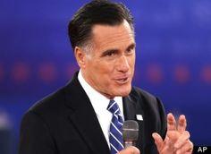 #232-Oct. 17, 2012-'Binders Full Of Women': Mitt's Bizarre Debate Comment Misleads