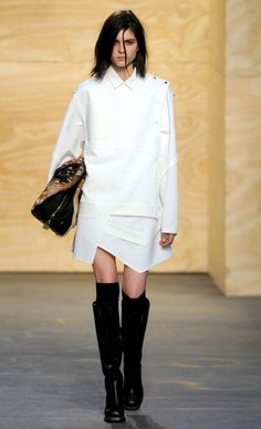 Proenza Schouler F/W 2012 collection