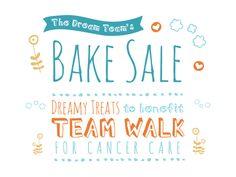 Bake Sale for Team Walk