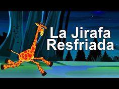 ✫Cuentos para ir a dormir ✫ - La Jirafa Resfriada - Relajar y calmar a los niños # - YouTube