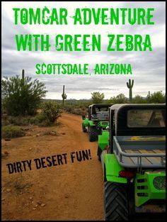 Tomcar Adventure through the Sonoran Desert with Green Zebra Adventures in Scottsdale, Arizona Stuff To Do, Things To Do, Green Zebra, Arizona Travel, Scottsdale Arizona, Blooming Plants, Adventure Activities, Family Adventure, Spring Break