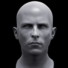 Christian Bale Likeness, Sebastian Ordon on ArtStation at https://www.artstation.com/artwork/r0dW5