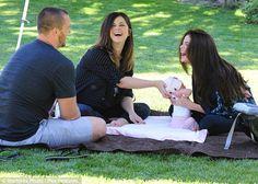 Selena Gomez cuddles up to newborn baby sister Gracie Elliot Teefey