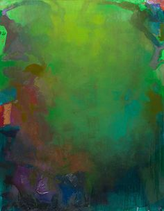 Jerald Melberg Gallery > Artists > Gallery Artists > Gallery Artists - Brian Rutenberg > Rutenberg - Late Pond 2