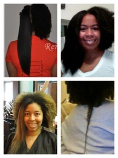 Gotta love shrinkage huh! Every curly has to deal with it!