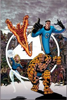 Fantastic Four by George Perez                                                                                                                                                     More