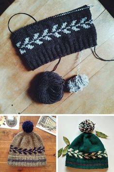 I'm officially the Fringe Hatalong laggard — nearly done with my Hermaness Worsted and barely started with my Laurus. But oh how I love watching the hats roll in. Laurus is definitely creating the ...
