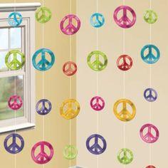 Hangdecoratie Peace