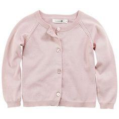 Troizenfants - Light pink cardigan - 34235