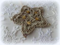 Stern und Flocken - grob und fein....