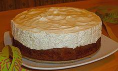 Zutaten 4 Ei(er) 250 g Zucker 1 Pck. Vanillinzucker 125 ml Öl 150 ml Oran Pudding Desserts, Dessert Recipes, Best Pancake Recipe, Torte Recipe, Dessert Blog, Chocolate Sponge, How To Make Cake, Vanilla Cake, Cheesecake