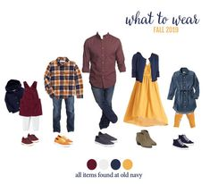 family photo outfits what to wear for fall family photos - Miss Freddy Fall Family Picture Outfits, Family Photo Colors, Family Portrait Outfits, Family Photos What To Wear, Family Photos With Baby, Fall Family Photos, Family Posing, Family Pics, Fall Photos