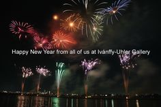 Happy New Year from all of us at Ivánffy-Uhler Gallery