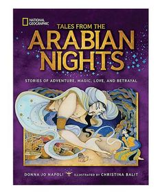 Loving this Tales From The Arabian Nights Hardcover on #zulily! #zulilyfinds
